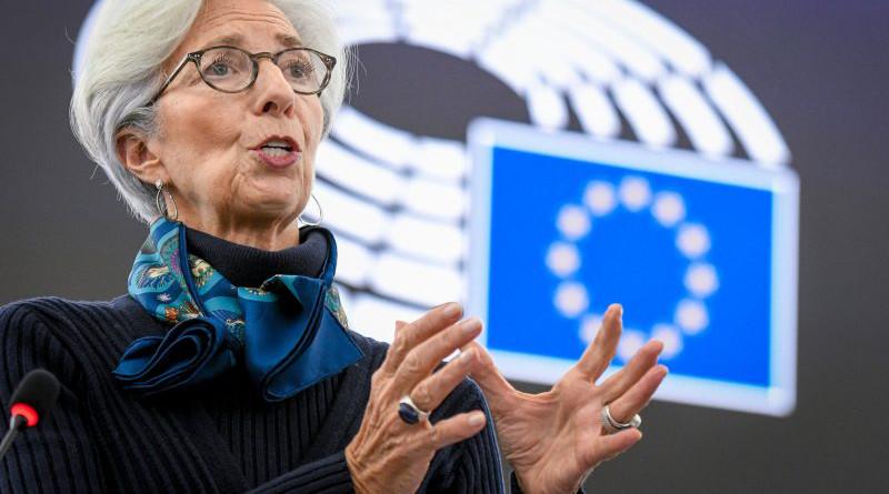 ECB President Christine Lagarde. Photo Credit: European Union 2020 - EP