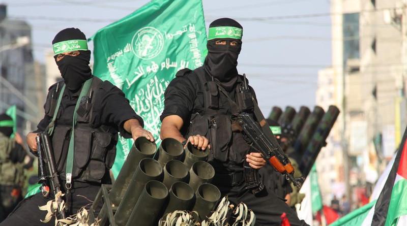 Members of Hamas. Photo Credit: Tasnim News Agency