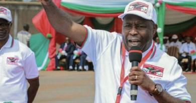 Burundi's Evariste Ndayishimiye. Photo: Supplied