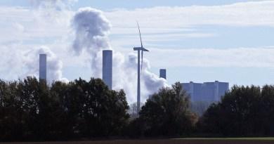 Coal Fired Power Plant Coal Energy Wind Edge