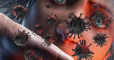 Fear Covid-19 Coronavirus Sars-Cov-2 Corona Virus Pandemic