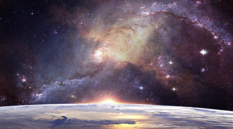Galaxy Star Infinity Cosmos Dark Constellation