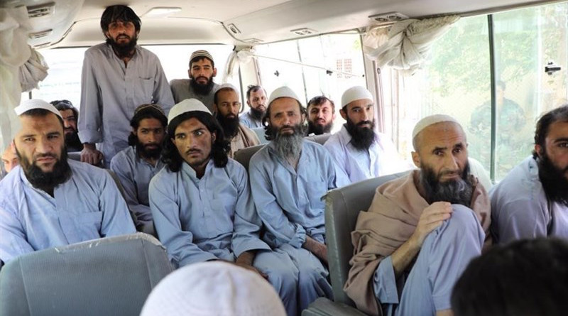 Members of Taliban in Afghanistan. Photo Credit: Tasnim News Agency