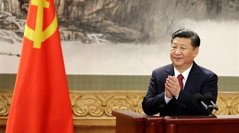 China's President Xi Jinping. Photo Credit: Tasnim News Agency