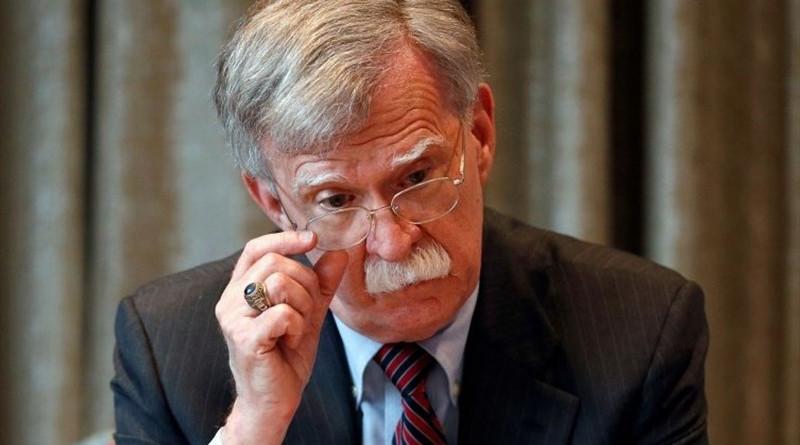 Former US national security advisor John Bolton. Photo Credit: Tasnim News Agency