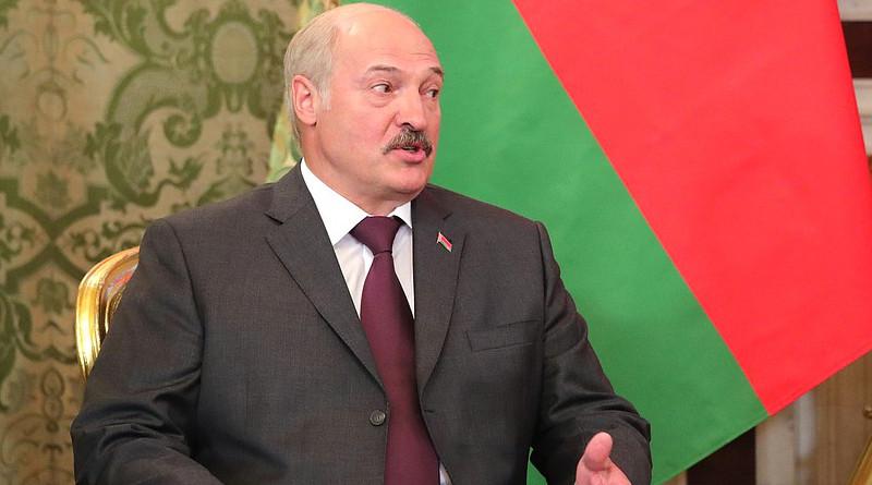 Belarus' Alexander Lukashenko. Photo Credit: Kremlin.ru