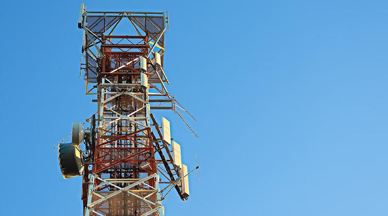 Communication 5g Tower Radio Telecommunication Antenna