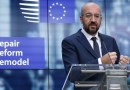 European Council President, Charles Michel. Photo Credit: European Council