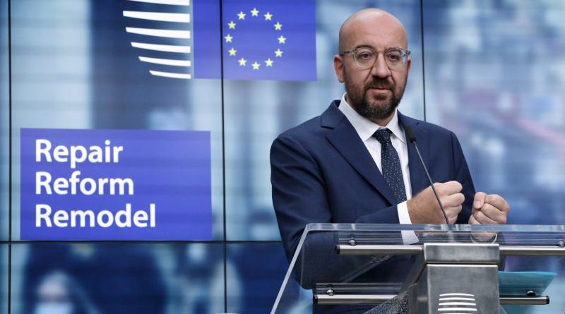 European Council President, Charles Michel. Photo Credit: European Council