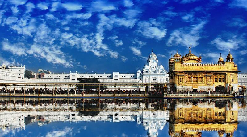 India Punjab Amritsar Sikh Religion Sikhism