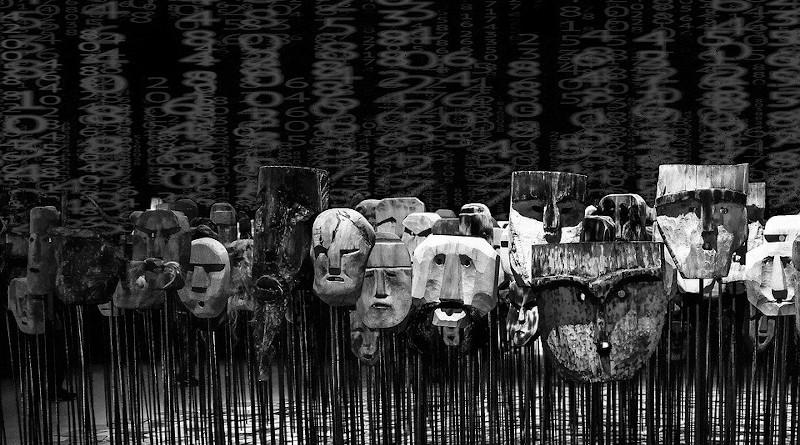 Brainwash Program Mask Propaganda Matrix System