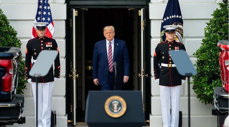 US President Donald Trump. Photo: Official White House Photo by Delano Scott