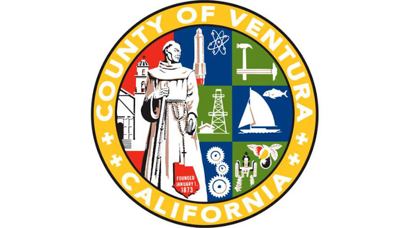 The seal of Ventura County, California.