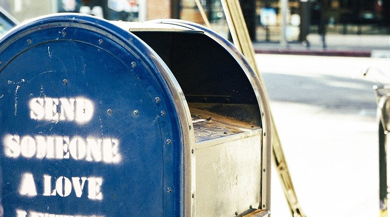 Mailbox Mail Letters