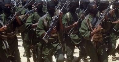 Al-Shabaab terrorists. Photo Credit: Tasnim News Agency