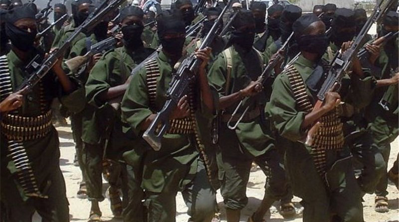 Al-Shabaab terrorists. Photo Credit: Tasnim News Agency