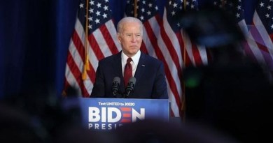 Former US Vice-President Joe Biden. Photo Credit: Tasnim News Agency