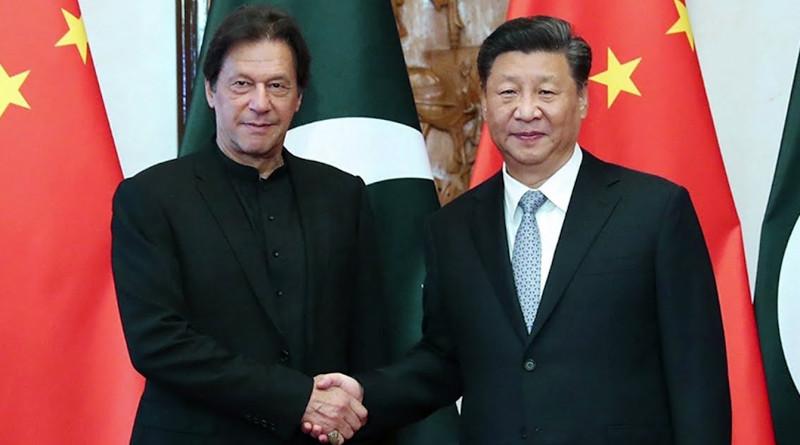 Pakistan's Prime Minister Imran Khan and China's President Xi Jinping. Photo Credit: China government