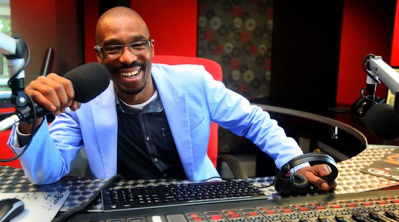 South Africa's radio personality, Bob Mabena. Photo Credit: SA News