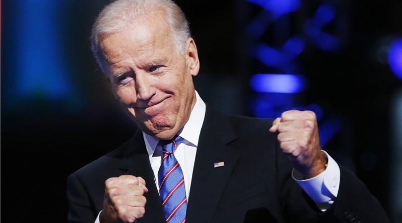 Former US Vice President Joe Biden. Photo Credit: Tasnim News Agency