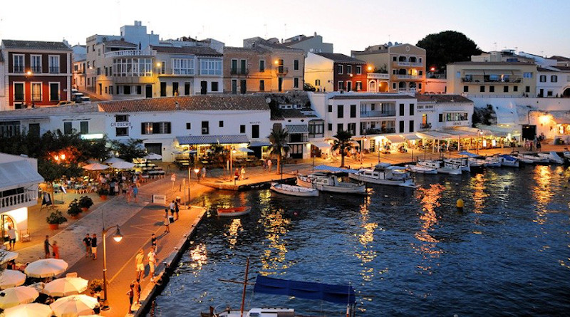 Spain Balearic Islands Mediterranean Menorca