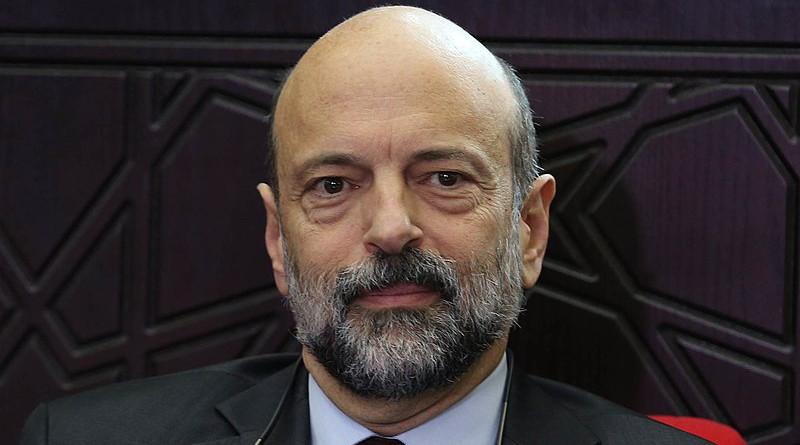 File photo of Jordanian Prime Minister Omar Razzaz. Photo Credit: Addustour, Jordan Press & Publication Co./Ahmad Abdo, Wikipedia Commons