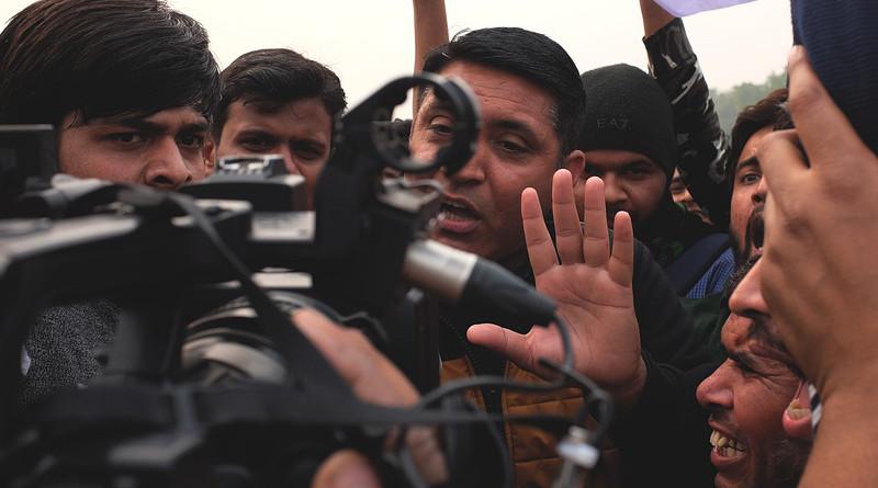India Media Press Journalists Journalism