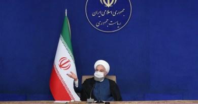 Iranian President Hassan Rouhani. Photo Credit: Tasnim News Agency