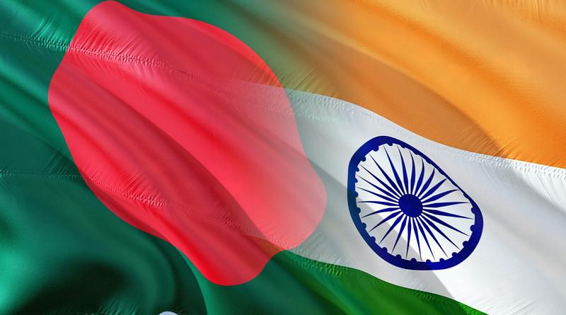 Bangladesh India Flags