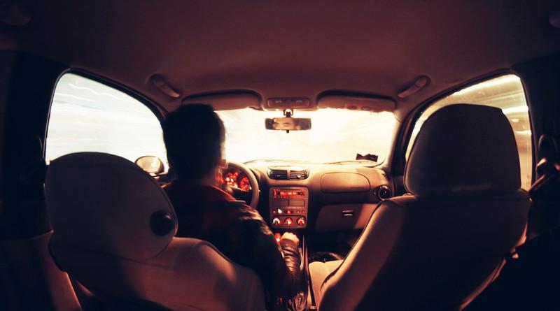 Car Driver Driving Vehicle Interior Auto