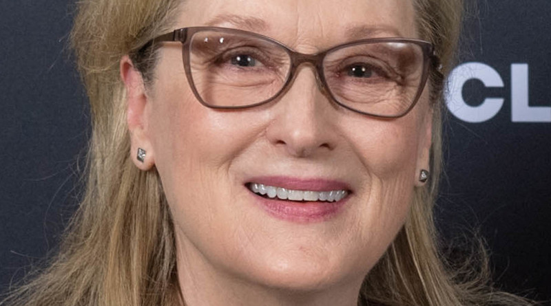 Meryl Streep. Photo Credit: Montclair Film, Wikipedia Commons