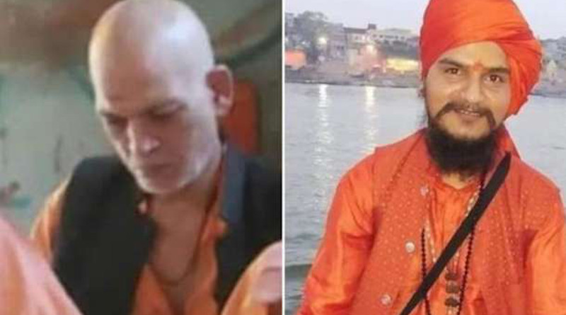 These two Hindu priests and their driver were lynched by a mob in Gadchindhali village in Maharashtra's Palghar district on April 16. (Photo: YouTube)
