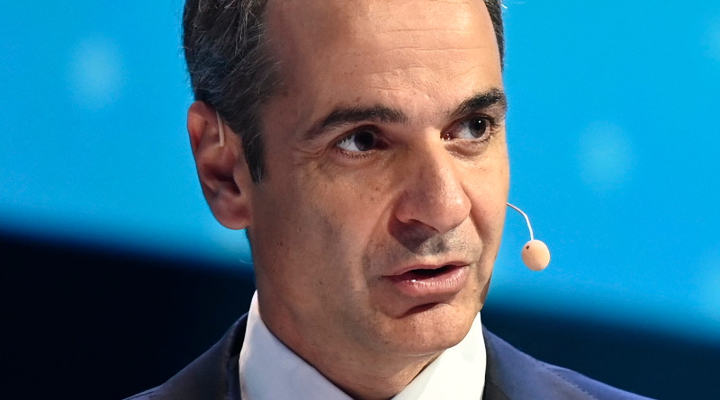Greece's Prime Minister Kyriakos Mitsotakis. Photo Credit: European People's Party, Wikipedia Commons