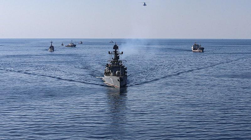 Iran Navy. Photo Credit: Tasnim News Agency