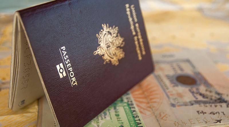 Passport Visa Border Buffer Customs