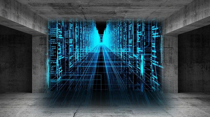 Tech Virtual Reality Big Data Internet Future