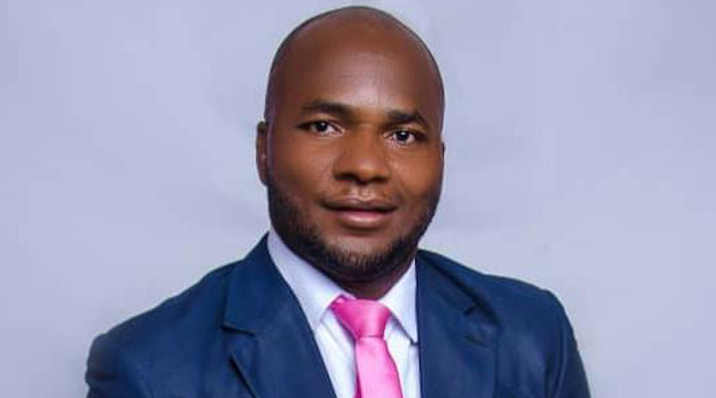 Nigeria's Emmanuel Zopmal, President of the Middle Belt Youth Council.