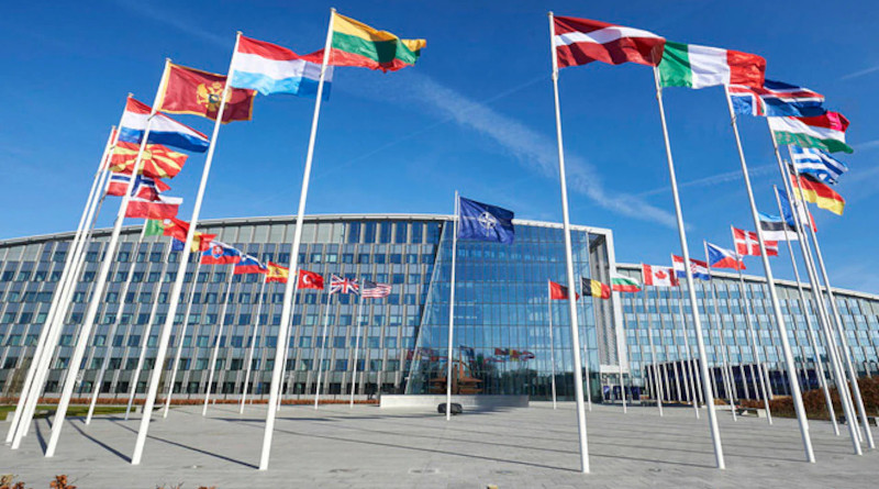 NATO Headquarters, Brussels. Photo Credit: NATO