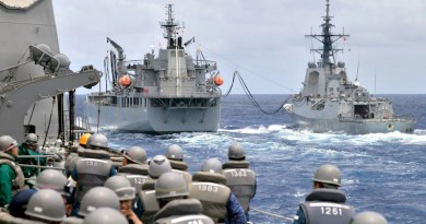 Japan Maritime Self-Defense Force participates at Exercise Rim of the Pacific 2020. Photo Credit: DOD