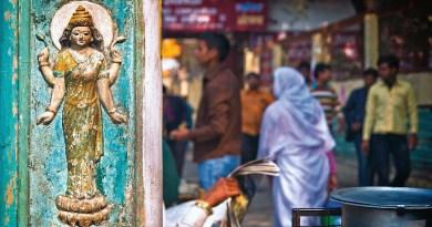 Street God Asia India Religion Travel City Faith People