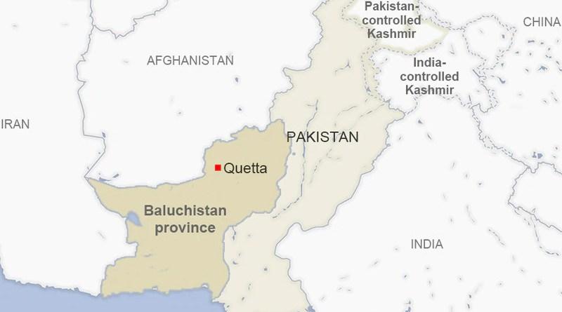 Baluchistan, Pakistan. Credit: VOA