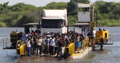 Africa Ferry Car Ferry Translate Shipping Botswana Zambia