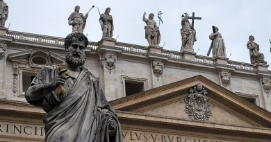 st. saint peter Vatican Rome Cathedral Catholic Italy Basilica Church