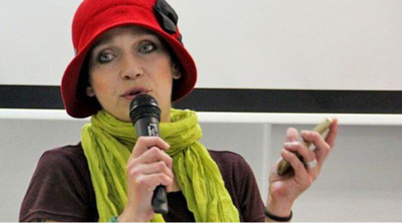 File photo of Daghestan's Svetlana Anokhina