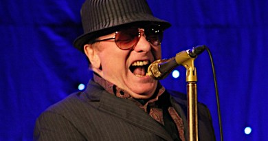 "Sir George Ivan ""Van"" Morrison. Photo Credit: ArtSiegel, Wikipedia Commons"