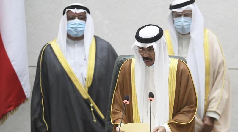 Kuwait's new ruler Sheikh Nawaf Al-Ahmad Al-Sabah names Sheikh Meshal Al-Ahmad Al-Jaber Al-Sabah as Crown Prince