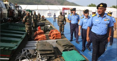 Joint HADR Exercise 2017. Photo Credit: Indian Navy, Wikimedia Commons