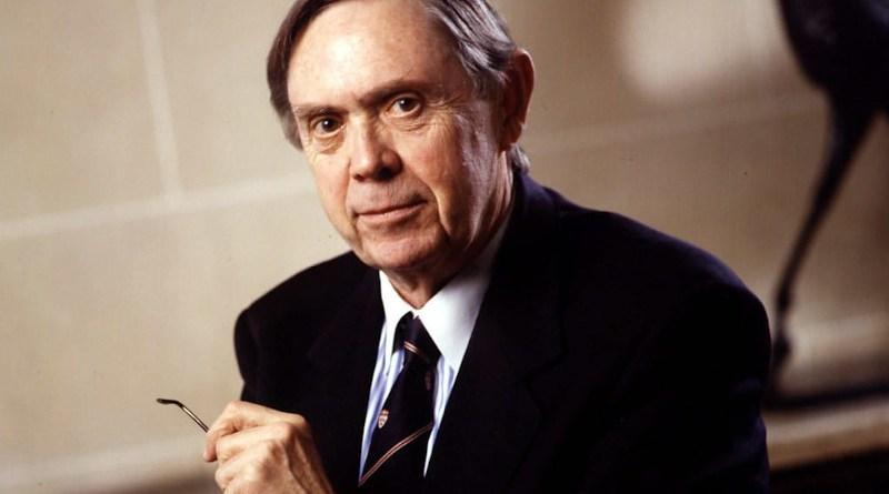 Honourable Donald J. Johnston PC OC QC