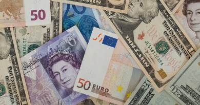 money currency currencies euro dollar pound