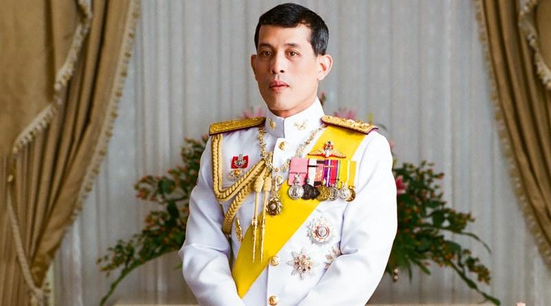 King Maha Vajiralongkorn, Rama X of Thailand. Photo Credit: The Public Relations Department, Wikipedia Commons
